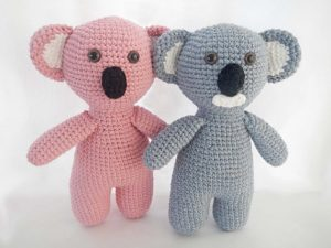 Easy Crochet Teddy Bear Toys