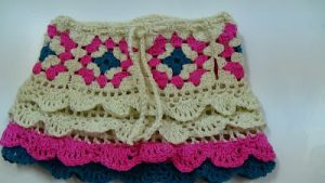 Crochet Skirt Pattern For Free
