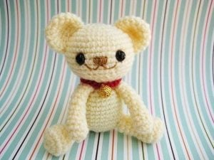 Crochet Teddy Bear Pattern for Free