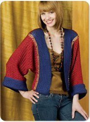 Free Shrug Crochet Pattern