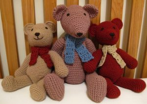 Free Teddy Bear Crochet Patterns