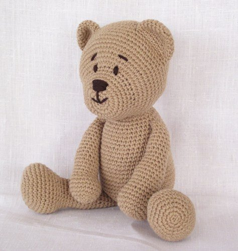 Teddy Bear Crochet Diagram The Portal And Forum Of Wiring Diagram