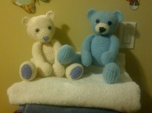 How to Crochet a Teddy Bear
