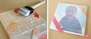 How to Make Photo Coaster