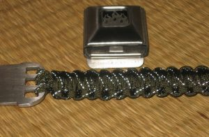 How to Make a Paracord Belt with Buckle