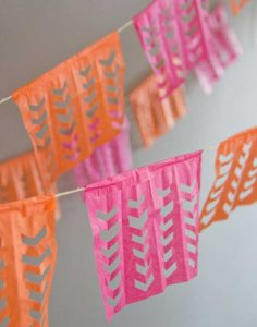 Mexican Paper Garland