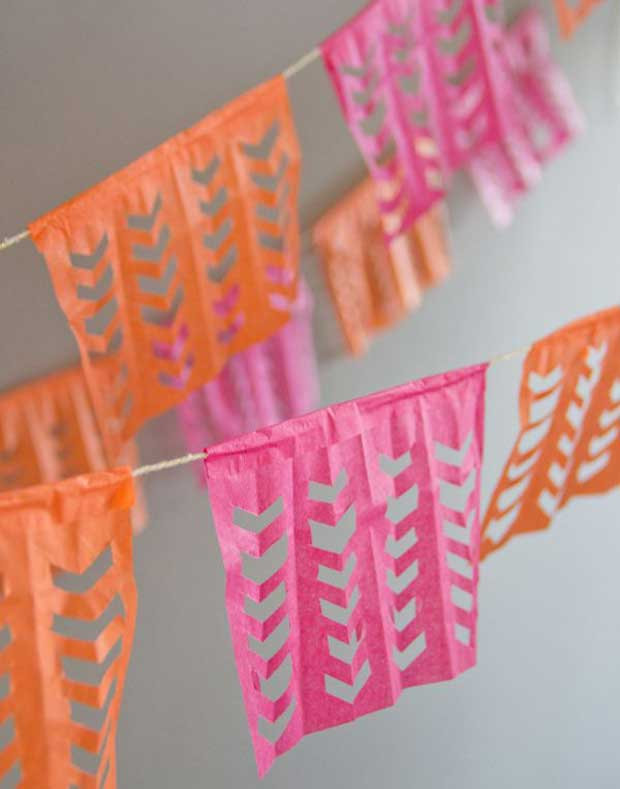 37 Diy Paper Garland Ideas Guide Patterns