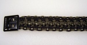 Paracord Belt Buckle