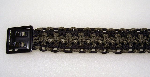 How To Make A Paracord Dog Collar With Belt Buckle