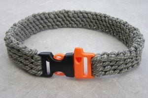 Paracord Belt Instructions