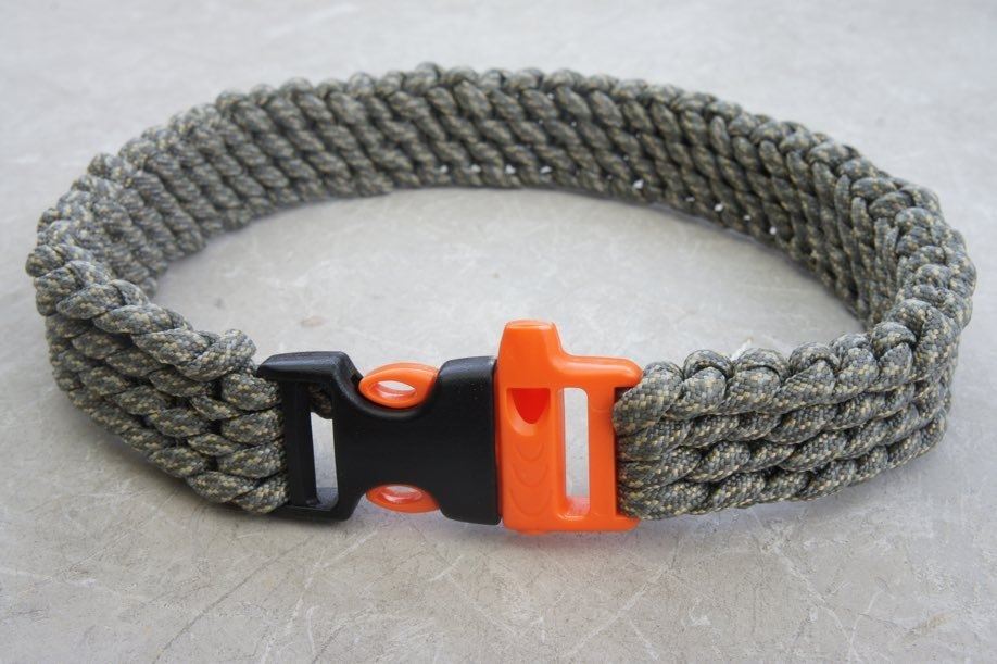 Diy Dog Rope Collar