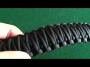 Paracord Belt Tutorial