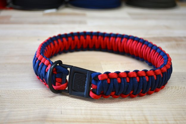 How Long To Make A Paracord Dog Collar