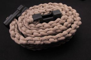 Paracord Survival Belt Instructions