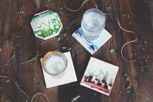 Picture Photo Coasters