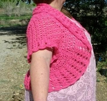 Crochet Patterns Plus Size : 38 Crochet Shrug Patterns Guide Patterns