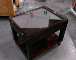 Shadow Case Storage Coffee Table