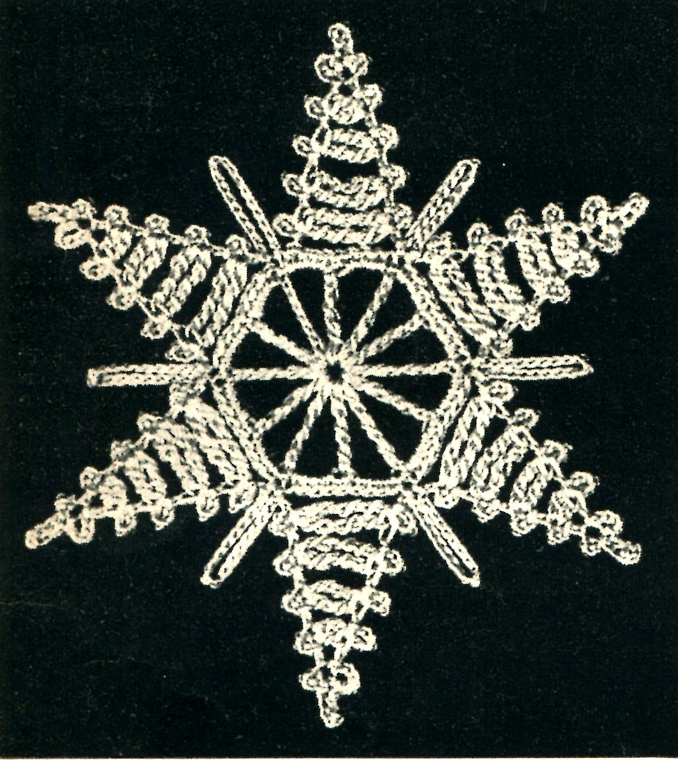 Crochet Snowflake : 33 Crochet Snowflake Patterns Guide Patterns