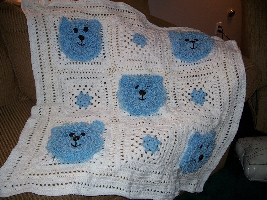 34 Crochet Teddy Bear Patterns