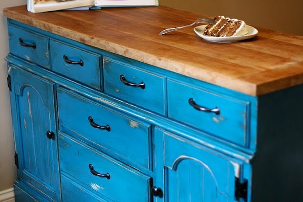 Kitchen Islands That Look Like A Piece Of Furniture