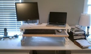 DIY Stand Up Desk