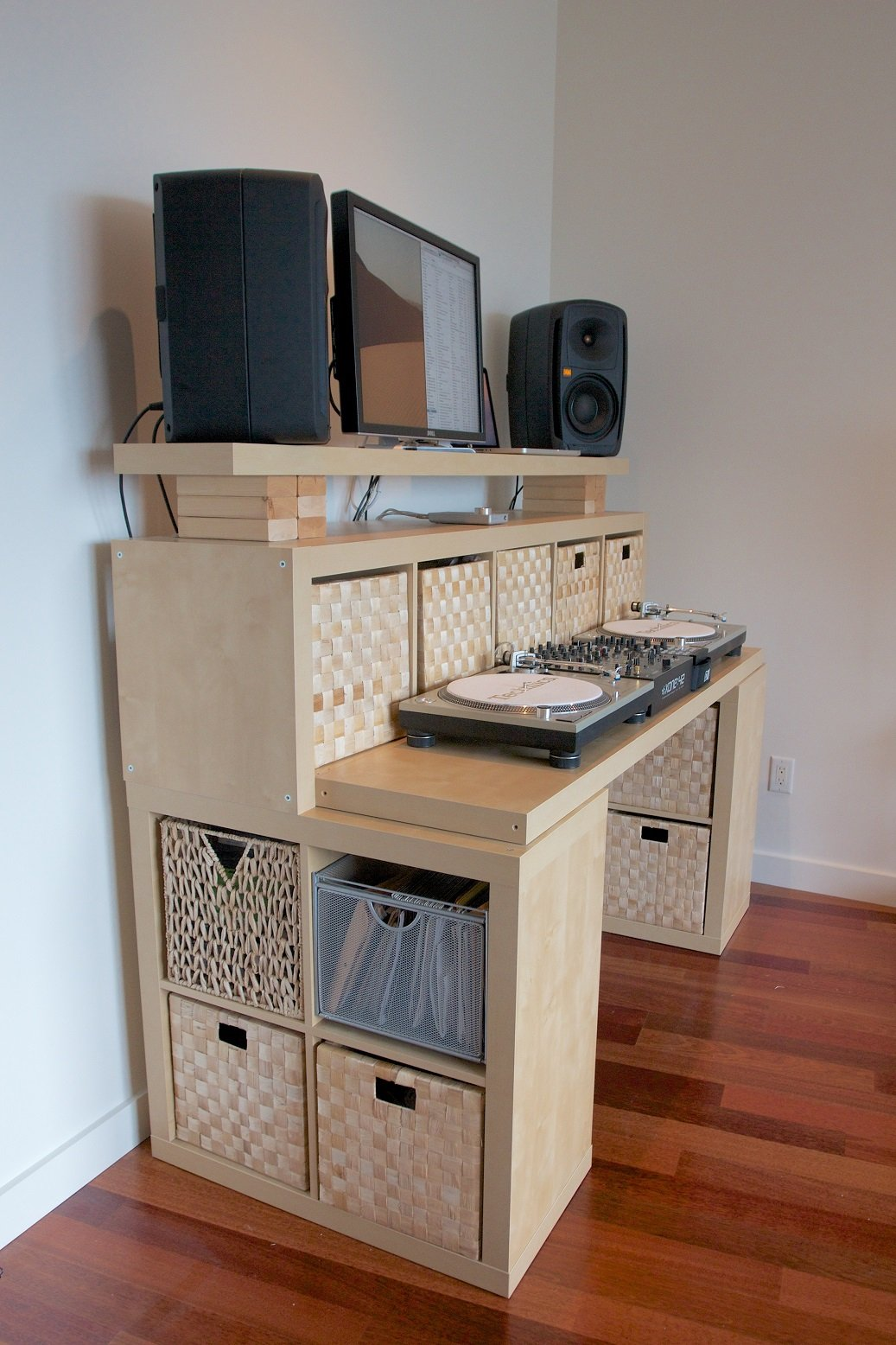 do it yourself office desk. Simple Yourself DIY Standing Desk Inside Do It Yourself Office I