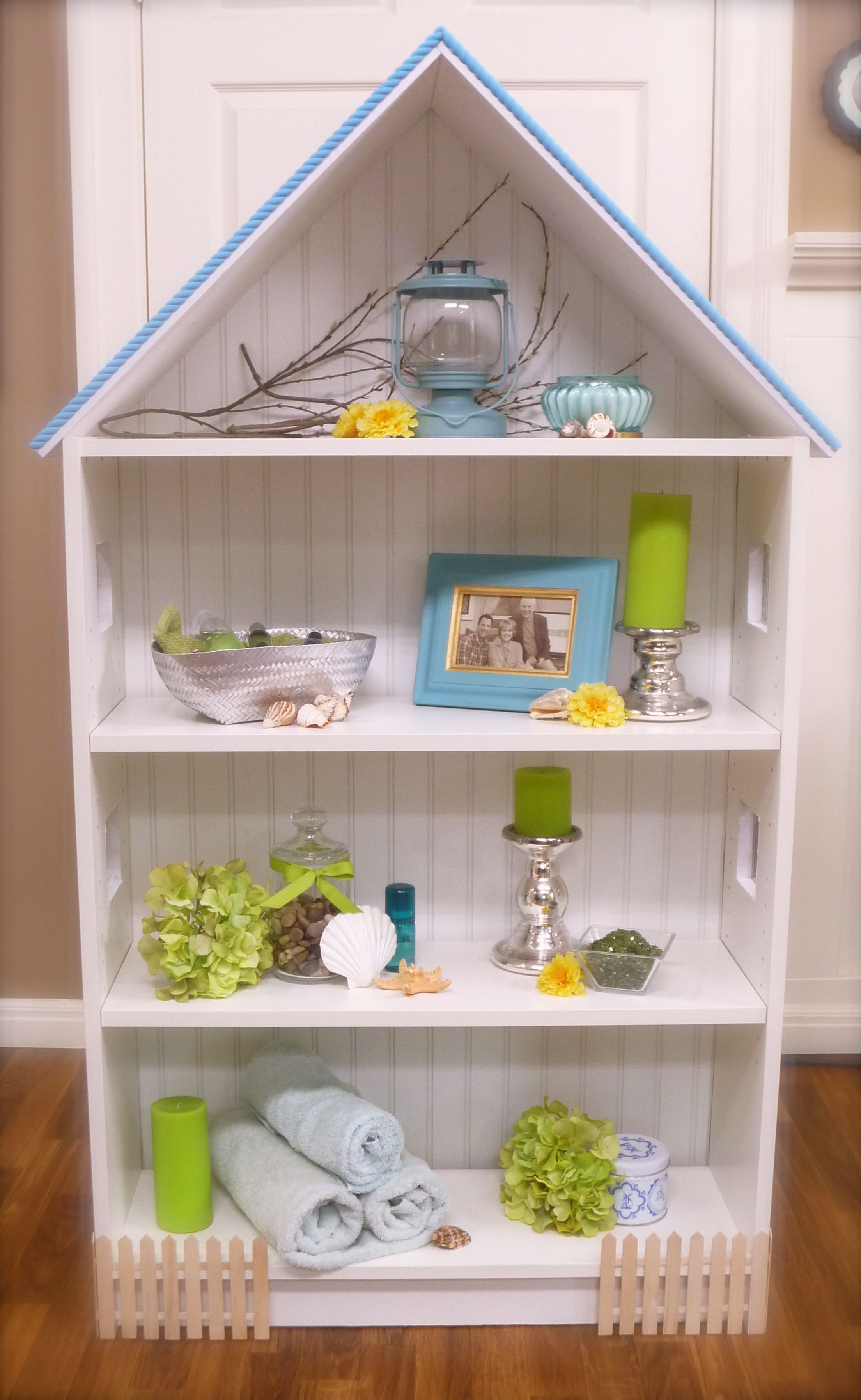 15 DIY Dollhouse Bookcase Plans | Guide Patterns