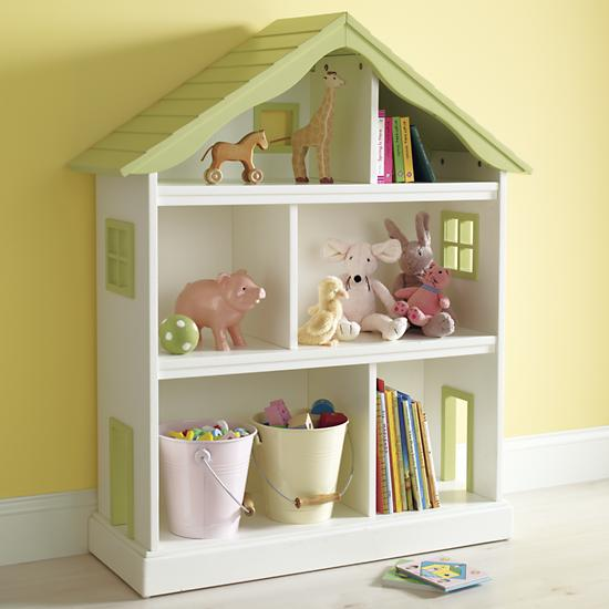 Dollhouse Kids Bookcase