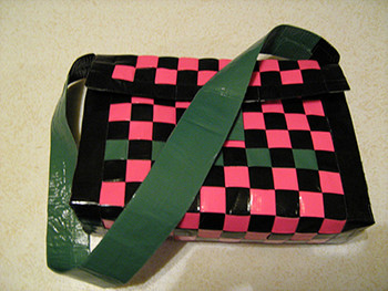 How To Make Duct Tape Purse 22 Diy Instructions Guide