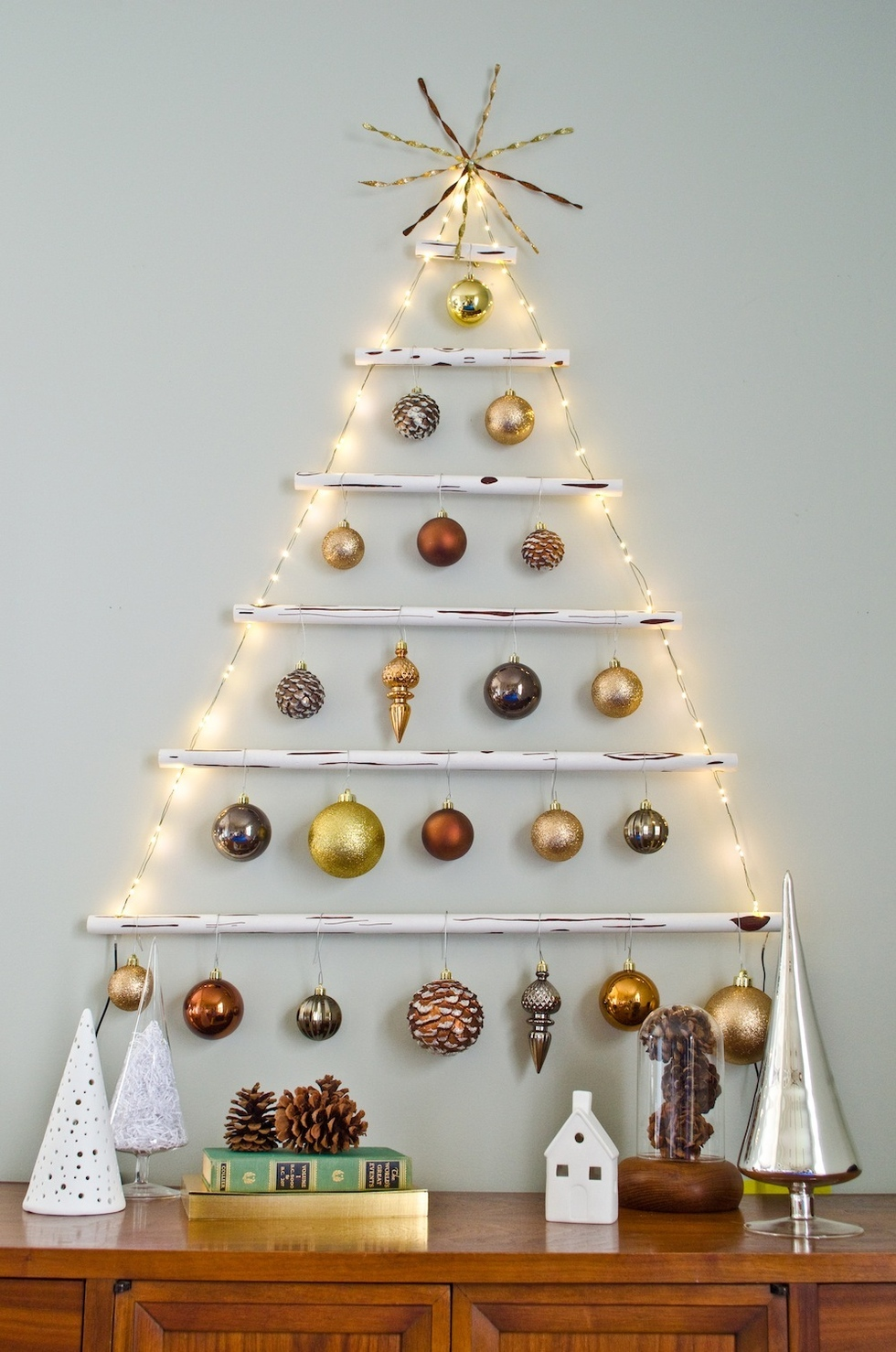 Wall Christmas Trees 16 Cool Wooden Christmas Tree Ideas Guide Patterns