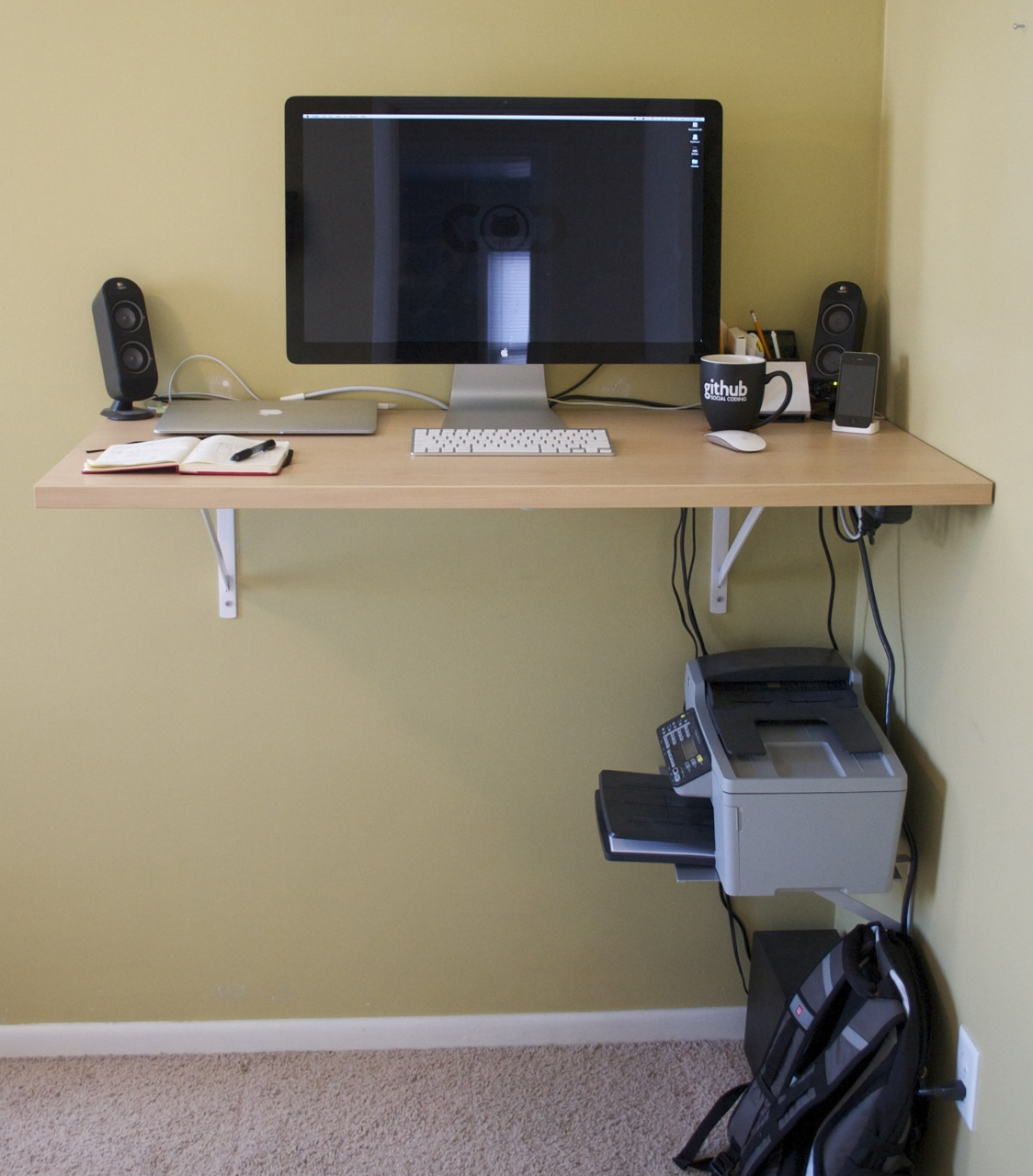 21 DIY Standing or Stand Up Desk Ideas | Guide Patterns
