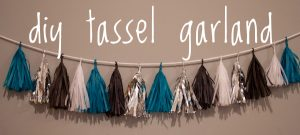 How to Make Tassel Garland