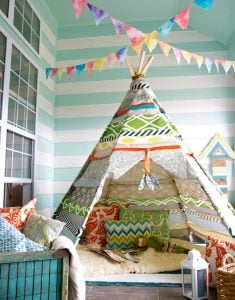 How to Make a DIY Teepee