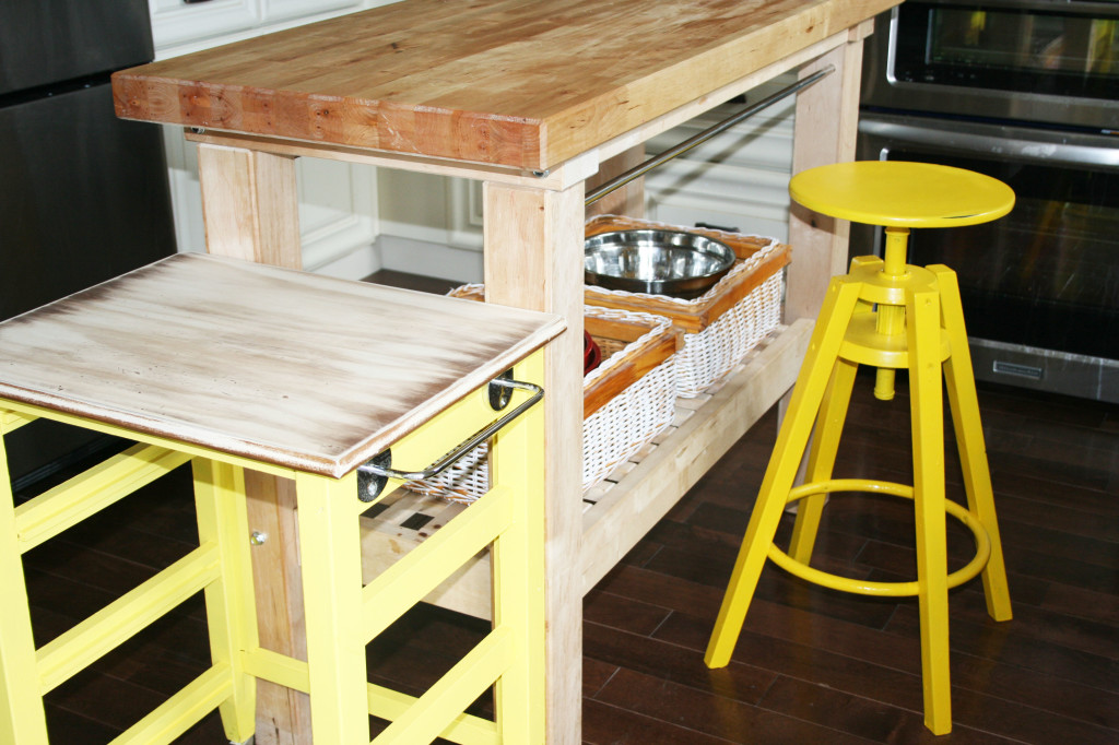 Kitchen Island Cart Diy 22 unique diy kitchen island ideas | guide patterns