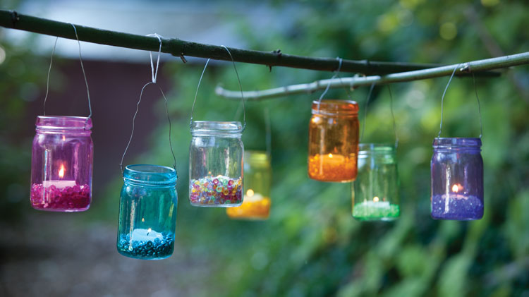 26 Unique Mason Jar Lanterns Ideas