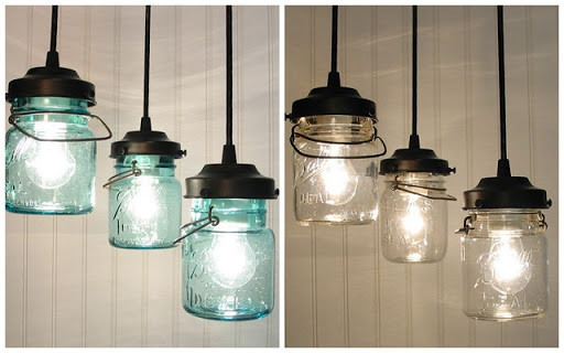 18 diy mason jar chandelier ideas guide patterns mason jar pendant light chandeliers aloadofball Image collections