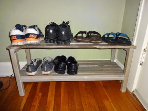Pallet Shoe Rack Furniture