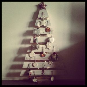 Pallet Wooden Christmas Tree