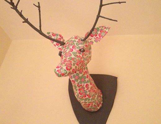 17 Paper Mache Deer Head DIY Instructions | Guide Patterns