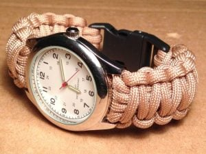Paracord Watch Band Craft