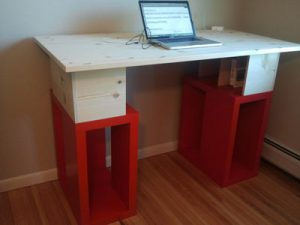 Stand Up Desk DIY