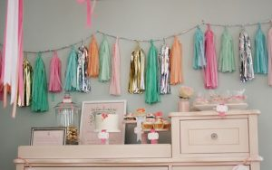 Tassel Garland Idea
