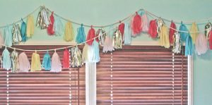 Tassel Garland Wedding