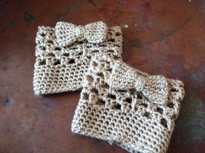 Boot Cuff Crochet Pattern