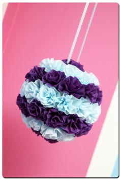 20 diy crepe paper flowers with tutorials guide patterns crepe paper flower ball mightylinksfo