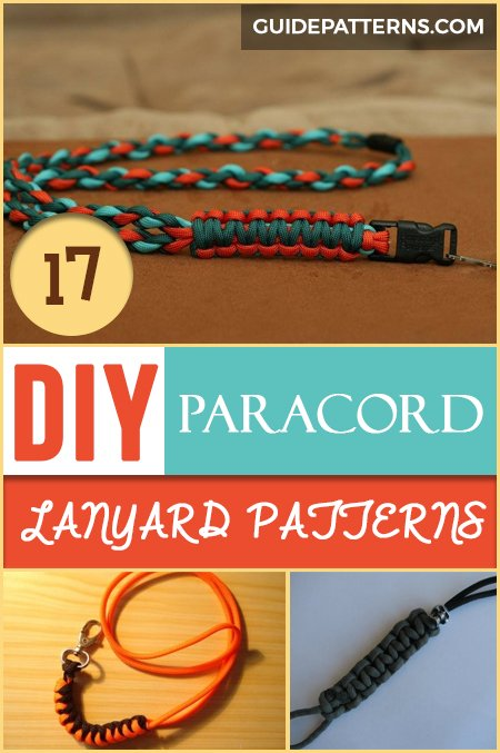 DIY Paracord Lanyards