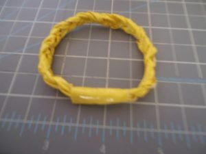 Duct Tape Bracelet Tutorial