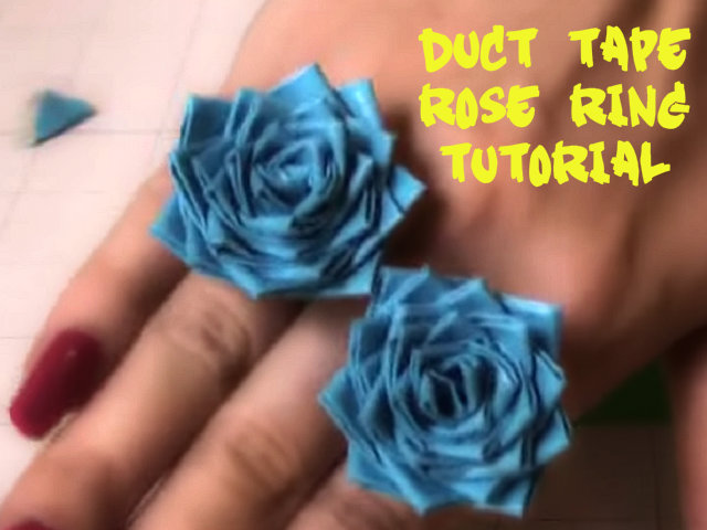 How To Make A Duct Tape Rose Flower 18 Ways  Guide Patterns. Wedding Welsh Wedding Rings. Blue Engagement Rings. Brushed Steel Wedding Rings. 5 Birthstone Rings. Nostril Rings. Synthetic Diamond Engagement Rings. February Wedding Rings. Forever One Engagement Rings