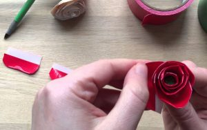 Duct Tape Rose Video