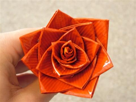 How To Make A Duct Tape Rose Flower 18 Ways Guide Patterns